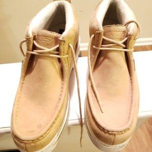 Nugz Strutt Men's Boots - Tan